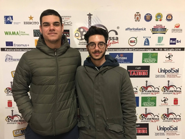 Two italian students will experience Pázmány Film Festival in Budapest