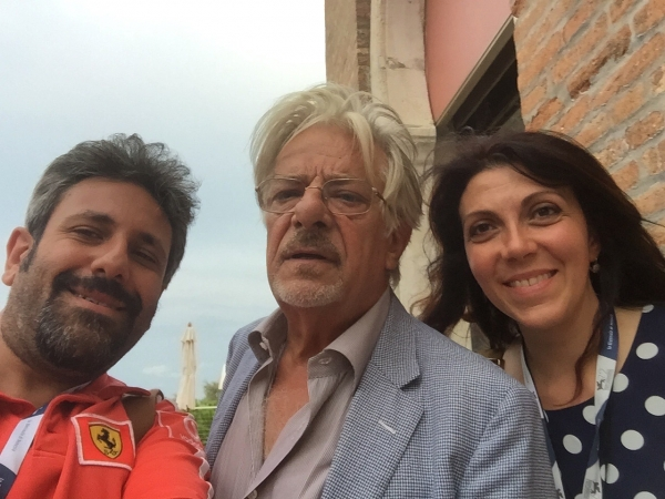 Kalat again at 72nd International Show of Cinema in Venice