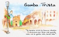 Gamba Trista
